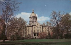 Main Building at the University of Notre Dame Postcard