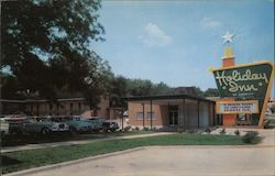 Holiday Inn - Macon's Downtown Motor Hotel Postcard