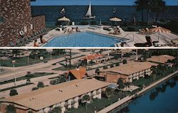 Howard Johnson's Motel Postcard
