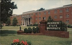 West Hall Memphis State University