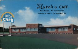 Hutch's Cafe - Fine Foods - Air Conditioned