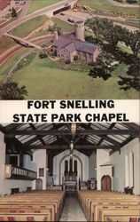 Fort Snelling State Park Chapel
