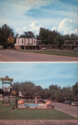 The Plains Motel Postcard