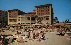 The Del Mar Hotel Postcard