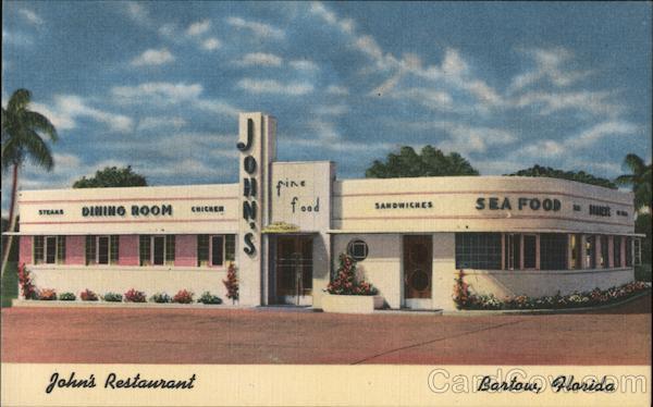 John's Restaurant Bartow Florida