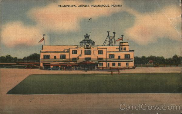 Municipal Airport Indianapolis