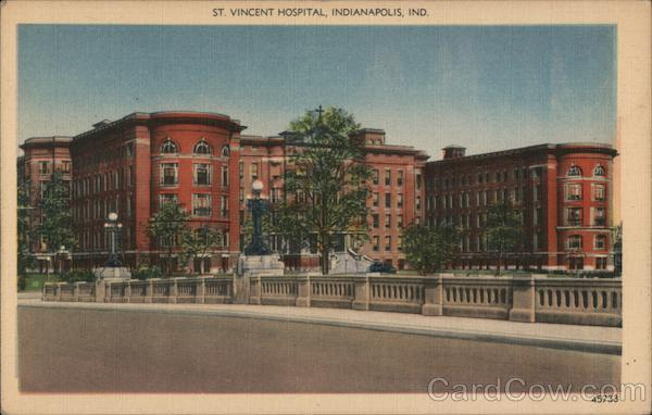 St. Vincent Hospital Indianapolis