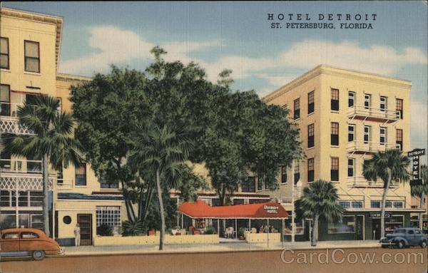 Hotel Detroit St. Petersburg, Florida