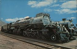 X4012 Engine - Steamtown U.S.A.