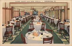 Park Cafe and Sea Grill