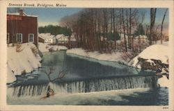 Stevens Brook Postcard