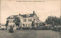 The Maples, Residence of Frank J. Sprague