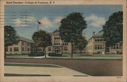 State Teacher's College at Fredonia, N.Y.