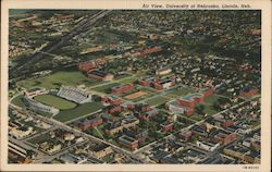 Air View, University of Nebraska