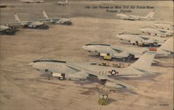 106-Jet planes at Mac Dill Air Force Base