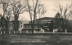 Memorial Gym, Phillips Academy Postcard
