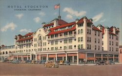 Hotel Stockton - Air Conditioned, Fireproof