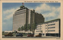 """The Shamrock"", America's Magnificent Hotel Postcard"