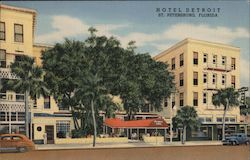 Hotel Detroit St. Petersburg, Florida