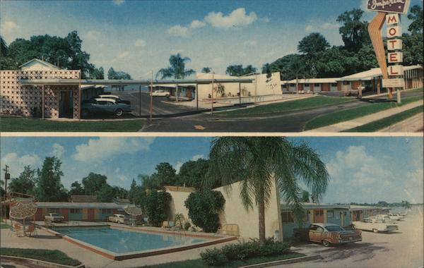 Imperial Motel Winter Park Florida