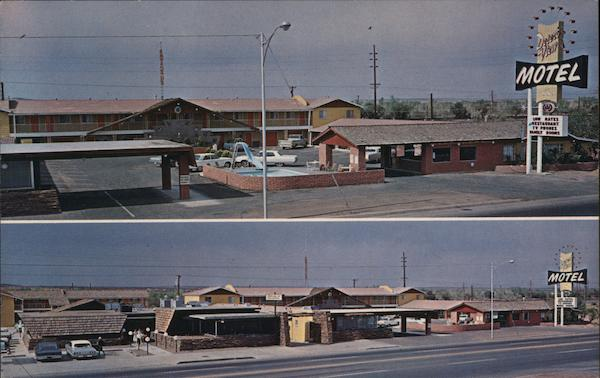 Desert View Motel Holbrook Arizona