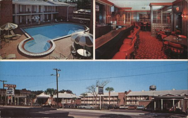 Rodeways Inns of America & Captains Pensacola Florida