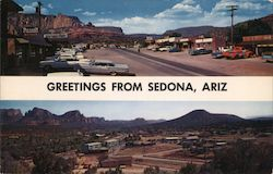 Greetings from Sedona, Ariz