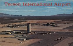 Tuscon International Airport Postcard