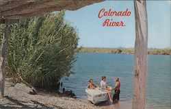 Colorado River Postcard