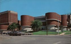Fine Arts Building at Florida State University Postcard