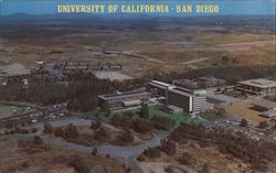 University of California, San Diego Postcard