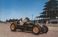 1951 champion Lee Wallard