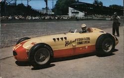 Johnny Parsons - 1950 Champion, 500 Mile Speedway