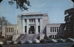 Department of Justice Building Postcard