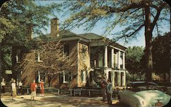 Gorgas Home, University of Alabama Postcard