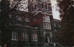 O'Neal Hall - Florence State College Postcard