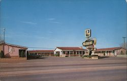"Palomino Motel ""Beautifully different"" Postcard"