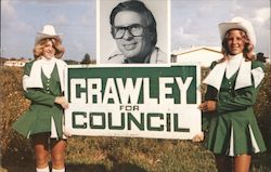 Crawley for Council Postcard
