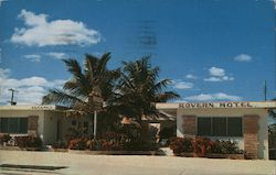Rovern Motel Postcard