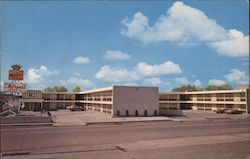 The Marquis Motor Inn Postcard