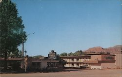 Red Hills Motel Postcard
