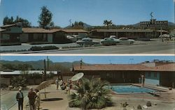 Ghost Ranch Lodge Postcard