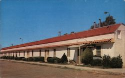 Louis Motel Postcard