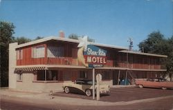 Star-Lite Motel Postcard