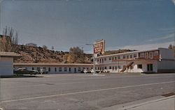 White Pine Motel Postcard