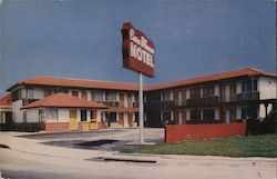 The Casa Blanca Motel Postcard