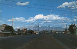 West Las Cruces, New Mexico Postcard