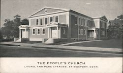 The People's Church Postcard