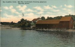 Red Top, Freshman's Training Quarters and Boat House