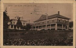Odd Fellows' Home Postcard